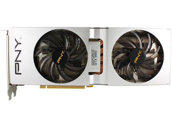 Видеокарта PNY Technologies Europe GEFORCE GTX 980 4GB - Pure Performance - 5