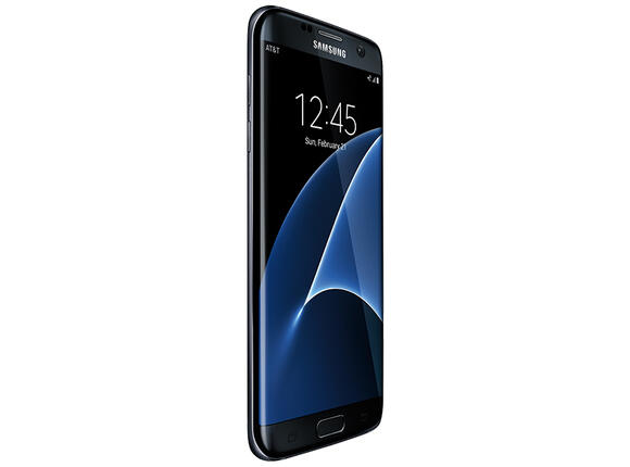 Смартфон Samsung GALAXY S7 EDGE 32GB - 2