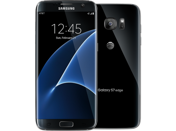 Смартфон Samsung GALAXY S7 EDGE 32GB