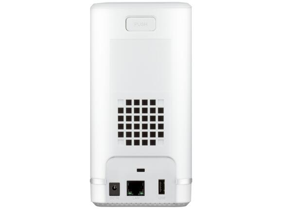 Storage(NAS) Мрежов сторидж D-Link DNS-327L ShareCenter®  2-Bay Network Attached Storage - 3