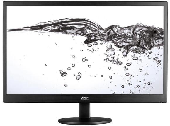 "Монитор Монитор AOC 23.6"" LED 1920x1080 16:9 250cd 20M:1 5ms Speakers (2W) Headphone out"
