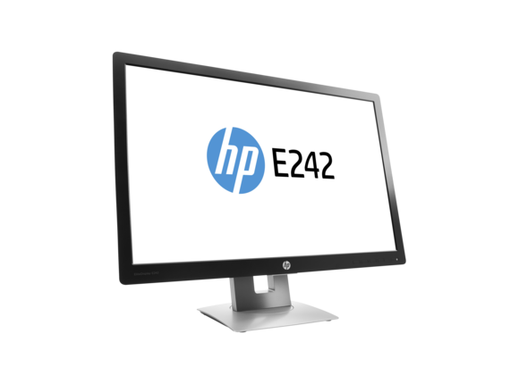 Монитор Hewlett Packard HP EliteDisplay E242 Monitor - 2
