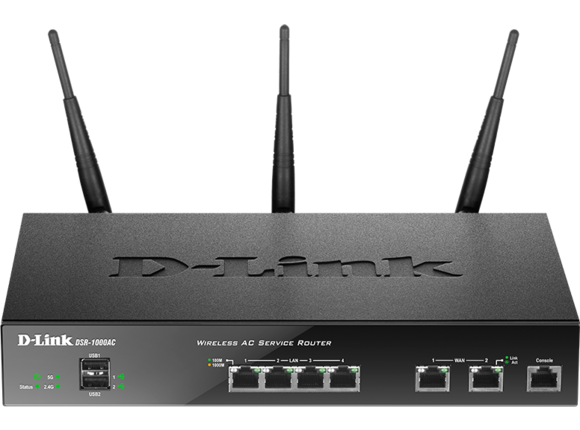Рутер D-Link Wireless AC Dual Band Unified Service Router