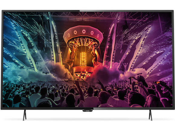 "Телевизор Philips 43"" Ultra HD"