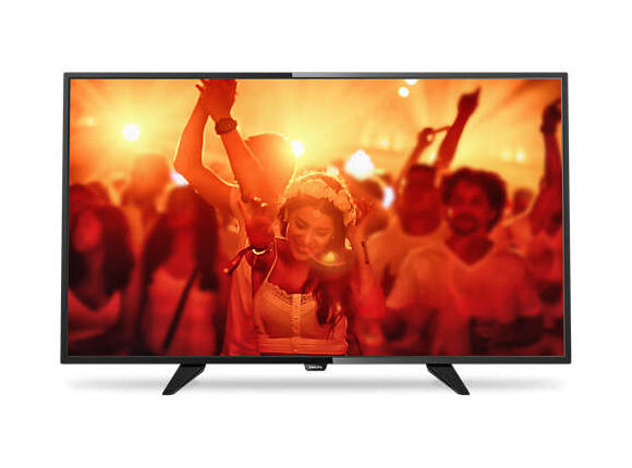 "Телевизор Philips 40"" Full HD Slim LED TV with Digital Crystal Clear"
