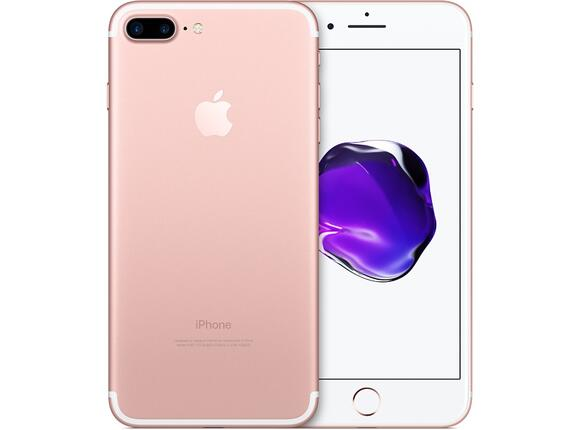 Смартфон Apple iPhone 7 Plus 128GB Rose Gold - 2