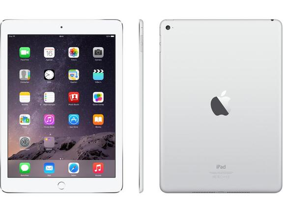 Таблет Apple iPad Air 2 Wi-Fi 128GB - Silver - 2
