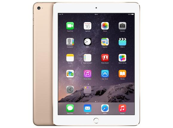 Таблет Apple iPad Air 2 Wi-Fi 128GB - Gold