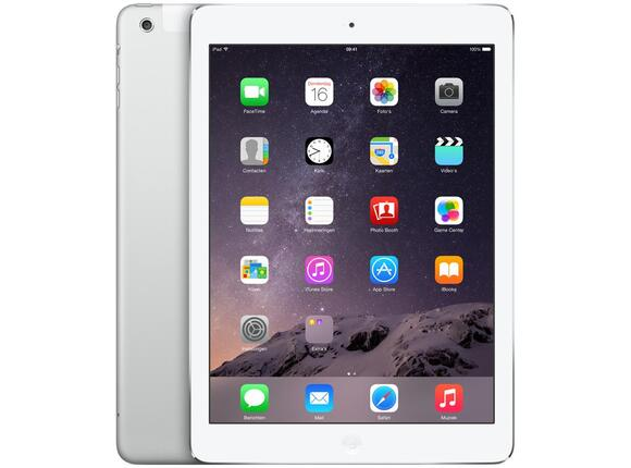 Таблет Apple iPad Air 2 Cellular 128GB - Silver