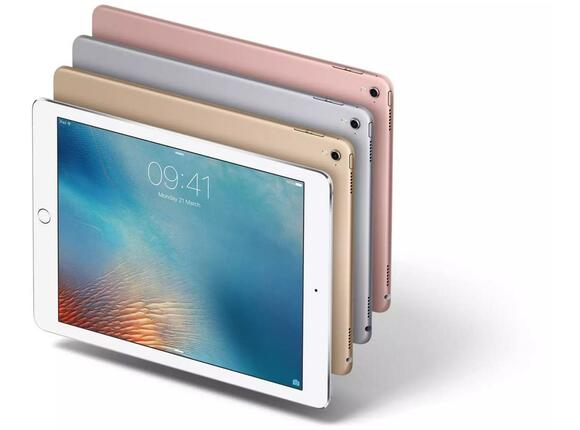Таблет Apple 9.7-inch iPad Pro Wi-Fi 256GB - Rose Gold