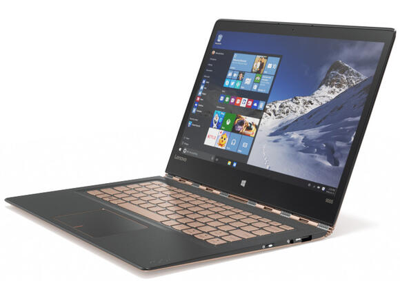"Лаптоп Лаптоп Lenovo Yoga900S-12ISK /80ML005QBM/, m5-6Y54, 12.5"", 8GB, 256GB, Win 10 - 2"