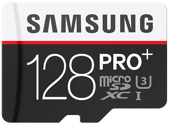 Флаш карта Samsung 128GB micro SD Card PRO+ with Adapter - 5