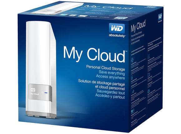 Storage(NAS) Western Digital My Cloud