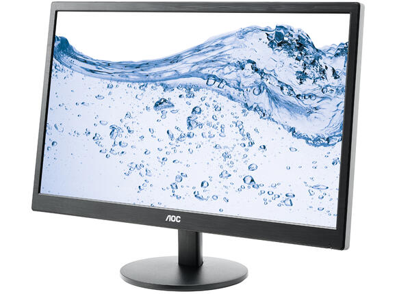 "Монитор Монитор AOC 23"" LED 1920x1080 16:9 250cd 20M:1 5ms - 2"