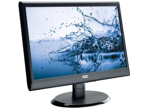 "Монитор Монитор AOC 18.5""LED 1366x768 16:9 250cd 20M:1 5ms Speakers (2W) VGA x1"